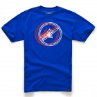 T-Shirts Moto Alpinestars Lucent Royal Blue