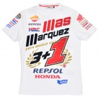 T-Shirts Moto Marquez 93 World Champion 2014 MM93