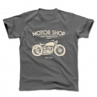 T-Shirts Moto HARISSON Motor Shop