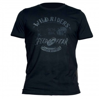 T-Shirts Moto Dmd Speed Black