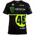 T-Shirts Moto VR 46 T-Shirt Replica Monster VR46
