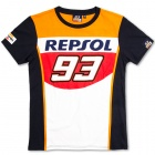 T-Shirts Moto Marquez 93 T-Shirt Repsol Multicolor MM93