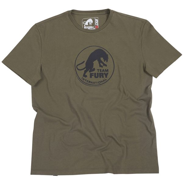 T-Shirts Moto Furygan Team Fury MC Khaki