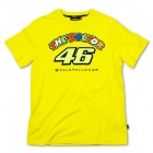T-Shirts Moto VR 46 VR46 Yellow