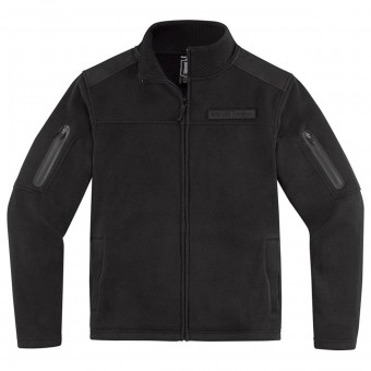 Vestes Moto ICON 1000 Quartermaster Cardigan Black