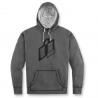 Vestes Moto ICON Double Up Hoody Charcoal