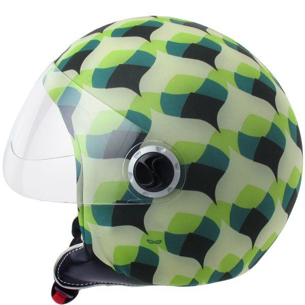 Helmetdress Housse de casque Retro