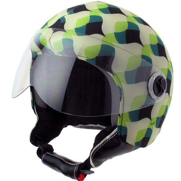 Personnalisation casque Helmetdress Housse de casque Retro