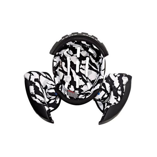 Interieur casque Scorpion Interieur Complet Exo 500 Air Oil