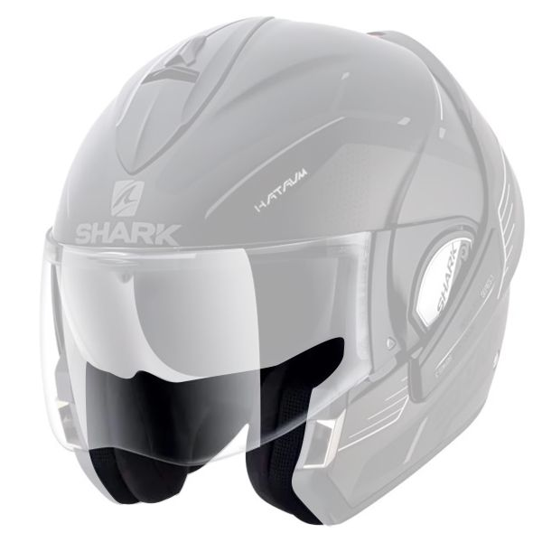 Interieur casque Shark Paire de Joues Evoline Serie 3 Pro Carbon