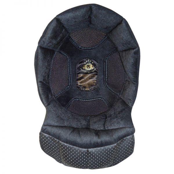 Interieur casque Nexx Coiffe X70 Noir