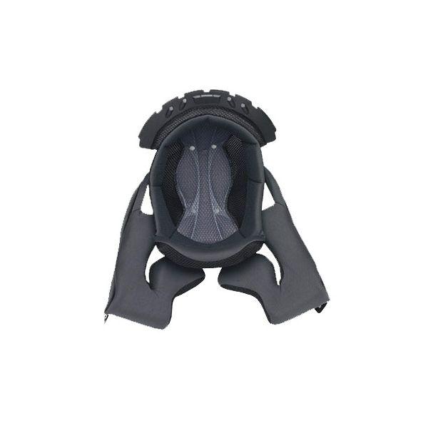 Interieur casque Scorpion Interieur complet Exo 900 Gris