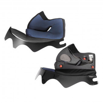 Interieur casque Shark Paire de Joues Spartan 1.2 - Spartan Carbon 1.2