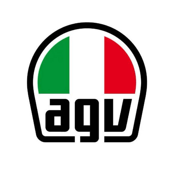 Pièces détachées casque AGV Aeration superieure arriere K3 Top Gothic 46 White