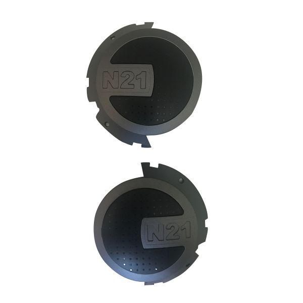 Pièces détachées casque Nolan Cache Mecanisme Kit de Fixation N21