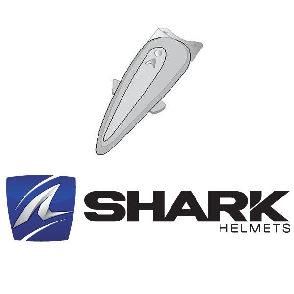Pièces détachées casque Shark Cache bouton pour ventilation superieur de S800
