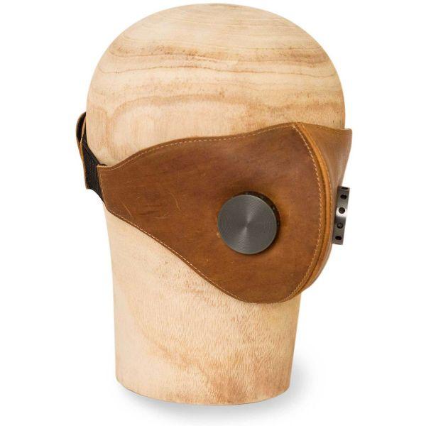 Pièces détachées casque HEDON Masque Hannibal Hypno Brun