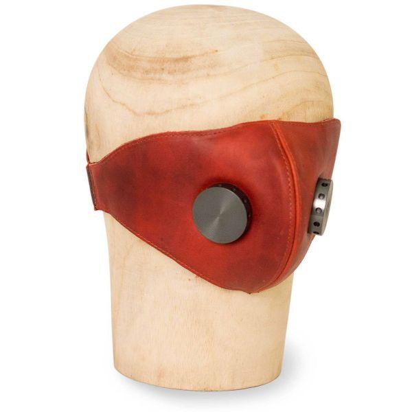 Pièces détachées casque HEDON Masque Hannibal Hypno Rouge