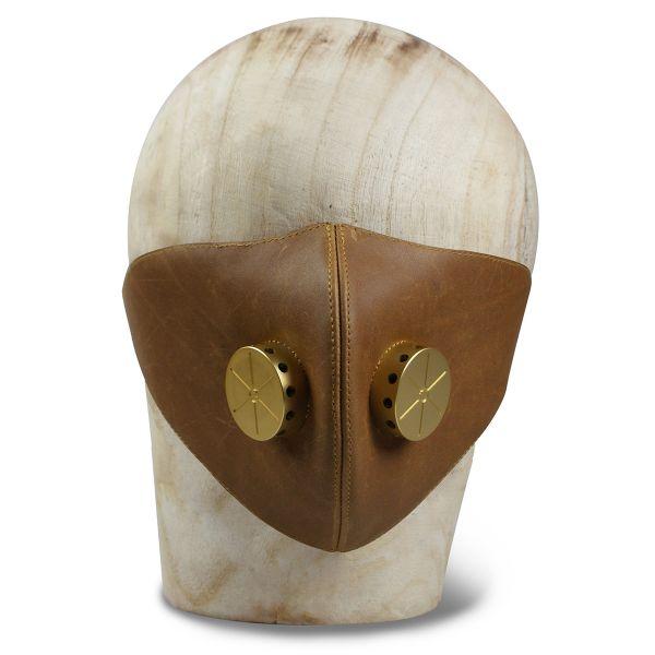 HEDON Masque Hannibal Brun