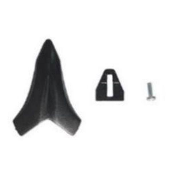 Pièces détachées casque Shark Mecanisme Pare-Soleil Evoline 3