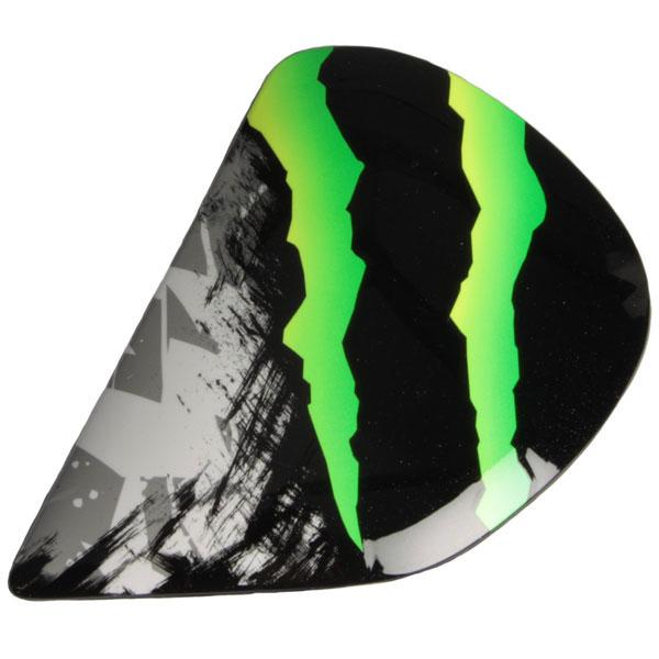 Pièces détachées casque Arai Plaque Pivot RX7-GP Crutchlow Monster