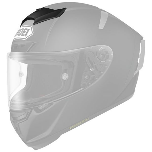 Pièces détachées casque Shoei Ventilation Supérieure Avant X-Spirit 3