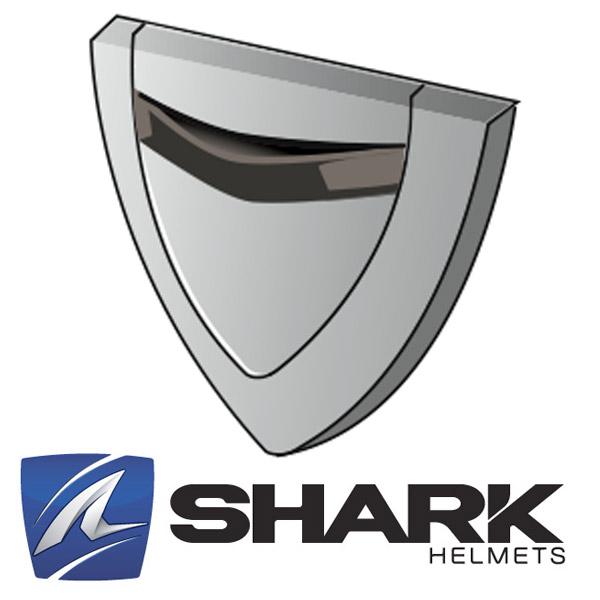 Pièces détachées casque Shark Ventilation Centrale Inferieure Evoline 3 - Evoline 2