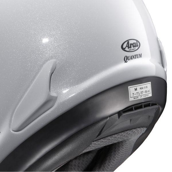 Pièces détachées casque Arai Ventilation Inferieure Arriere Quantum