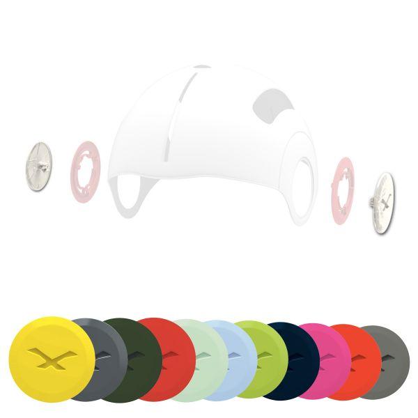 Pièces détachées casque Nexx Vis bouton SX.10 Switx