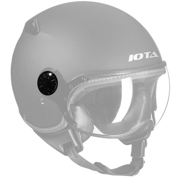Pièces détachées casque IOTA Kit de Fixation DP04