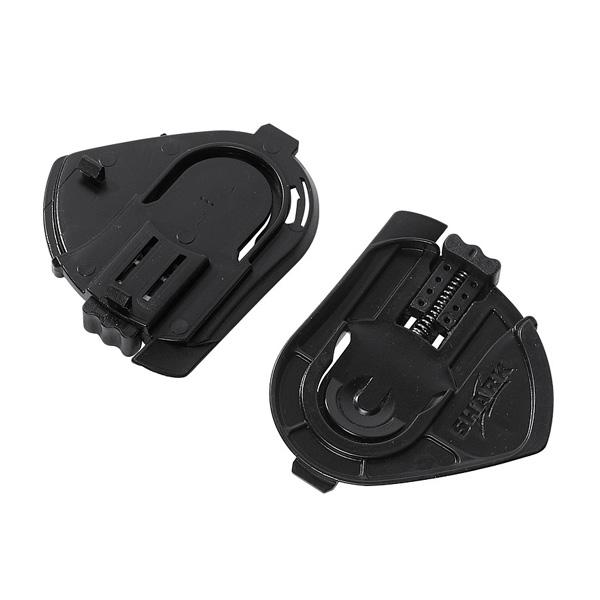 Pièces détachées casque Shark Kit Sous Plaques S900-S700
