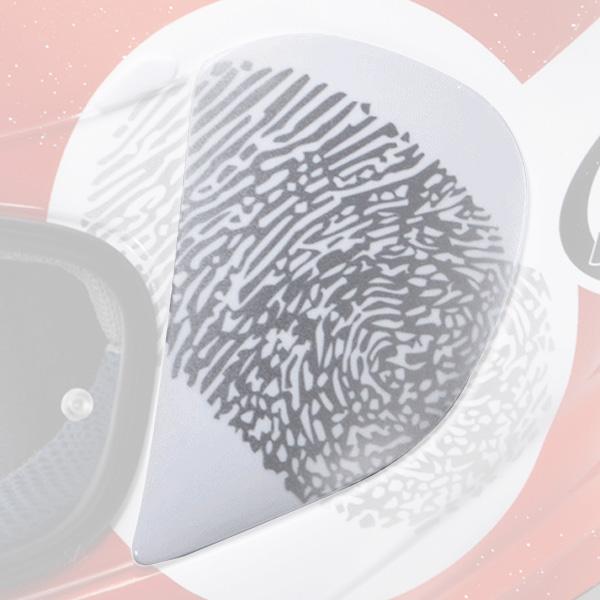 Pièces détachées casque Arai Plaque Pivot Chaser V ID