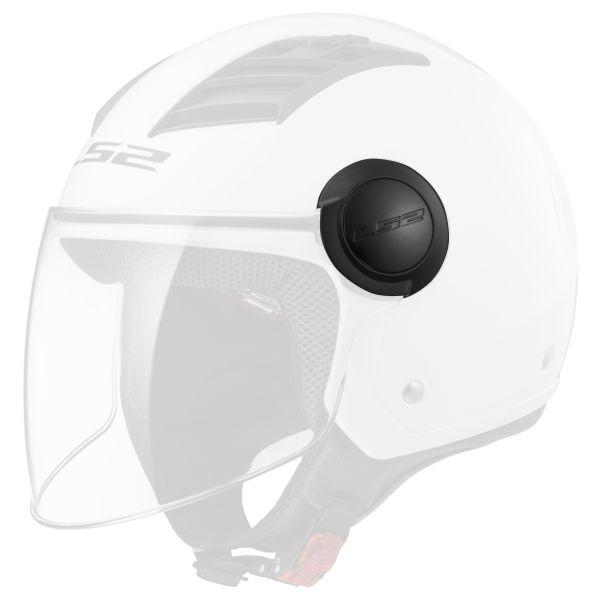 Pièces détachées casque LS2 Cache Fixation Airflow OF562