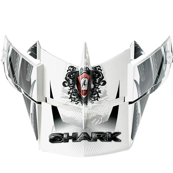 Pièces détachées casque Shark Casquette SX2 Claws WKS