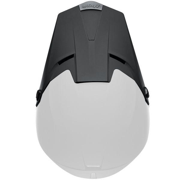 Pièces détachées casque Thor Casquette Quadrant Noir Mat