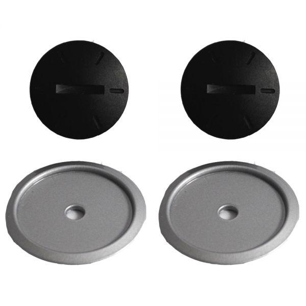 Pièces détachées casque LEM Kit Vis Multi