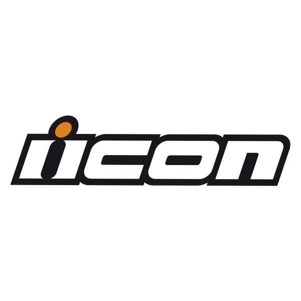 Pièces détachées casque ICON Sticker Icon Double 2PK