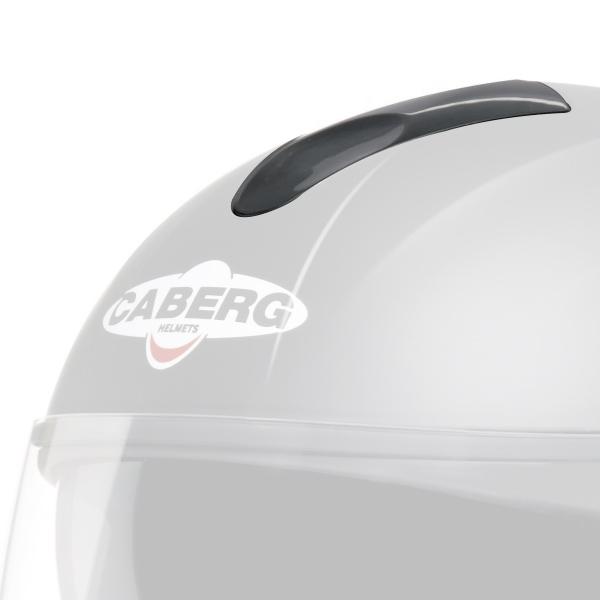 Pièces détachées casque Caberg Ventilation Superieur Centrale Justissimo GT