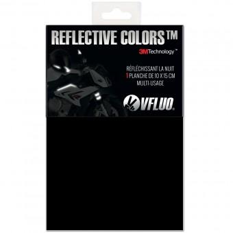 Réfléchissants casques VFLUO Autocollant Reflechissant A Decouper Noir