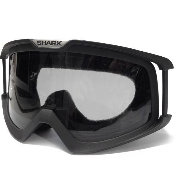Visiere Shark Monture Goggle + Ecran - Raw - Explore-R - Vancore - Drak