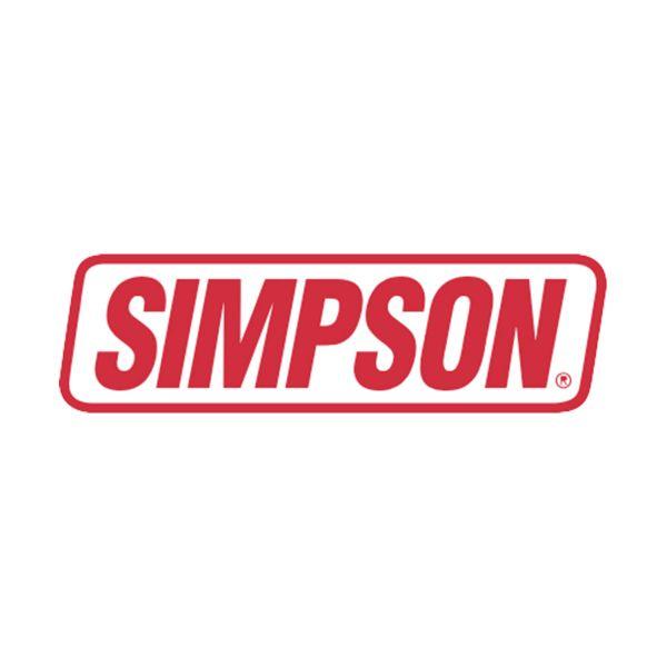 Visiere Simpson Pinlock Max-Vision Venom