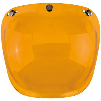 Visiere Biltwell Bubble Shield Amber