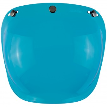 Visiere Biltwell Bubble Shield Blue