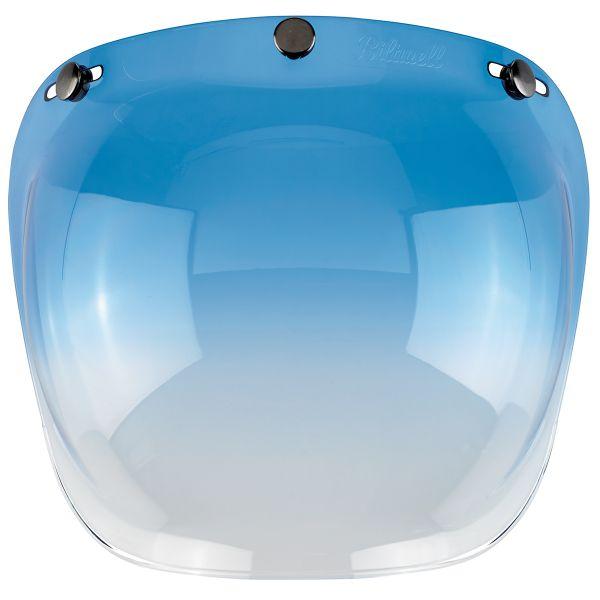 Visiere Biltwell Bubble Shield Gradient Blue