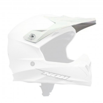Visiere NOX Casquette Charger Blanche