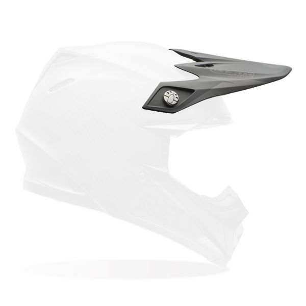 Visiere Bell Casquette Moto-9 Carbon Flex Matte Black