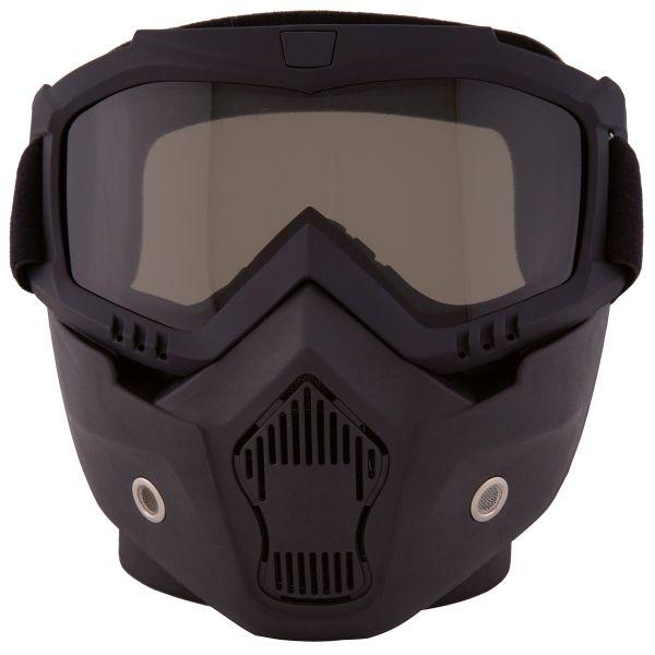 Visiere Stormer R-Mask Pearl Black