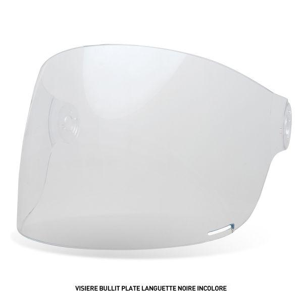 Visiere Bell Visiere Bullitt Plate Languette Noire