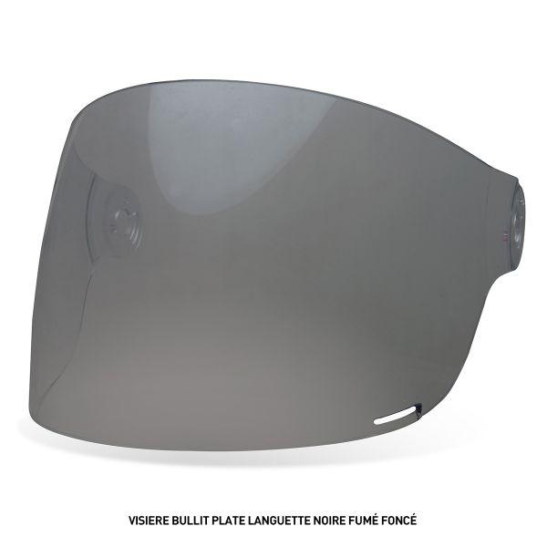 Bell Visiere Bullitt Plate Languette Noire