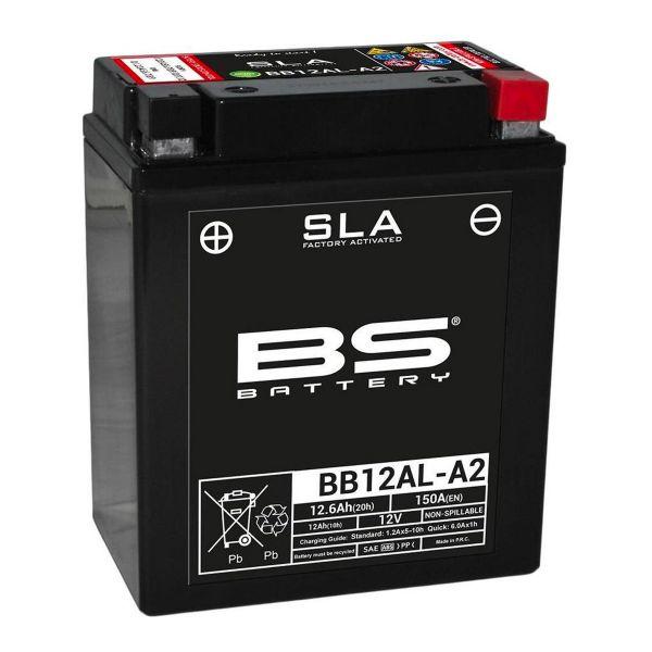Batterie Moto BS Battery BS Battery BB12AL-A2 SLA